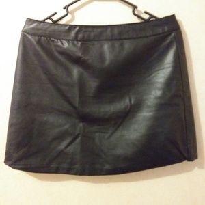 New.Altar'd State Black Skirt.